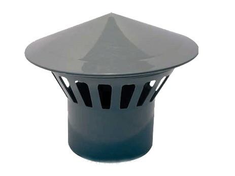 Коминек для внутренней канализации Инсталпласт 110 (серый)