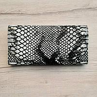 Турецкий кожаный женский кошелек, фото 1