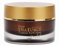 Ночной крем для контура глаз Rearar DiaForce Contour Eye Cream Gold 30 г