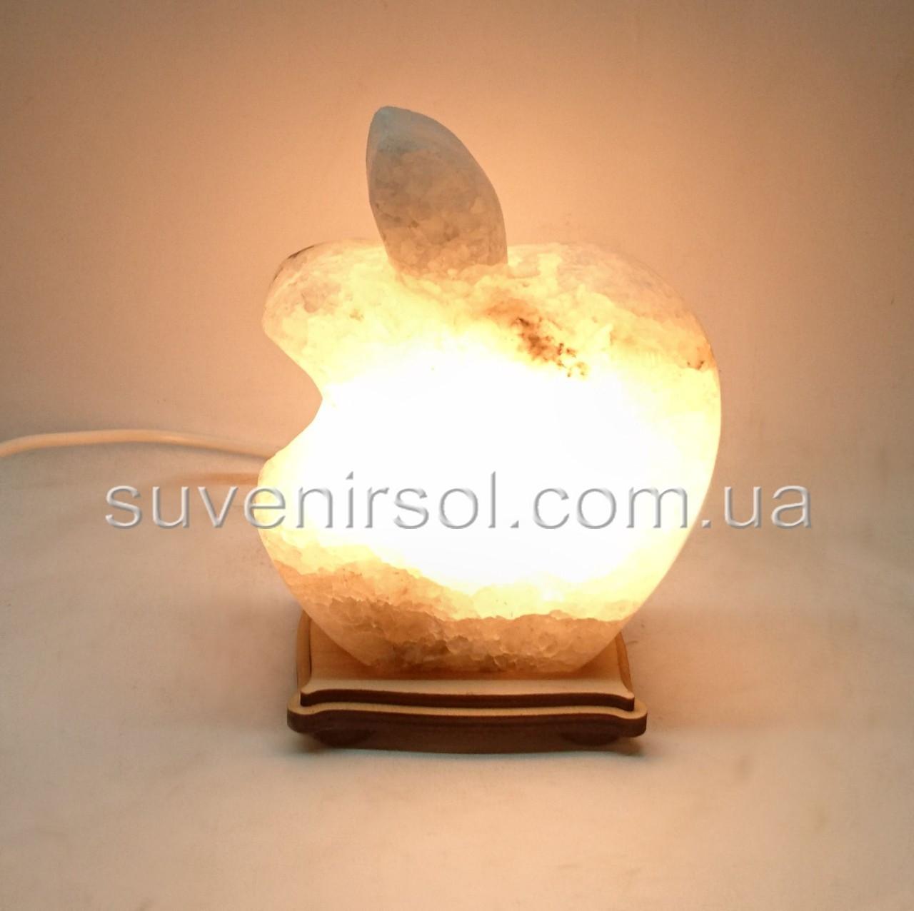 Соляной светильник Apll маленький
