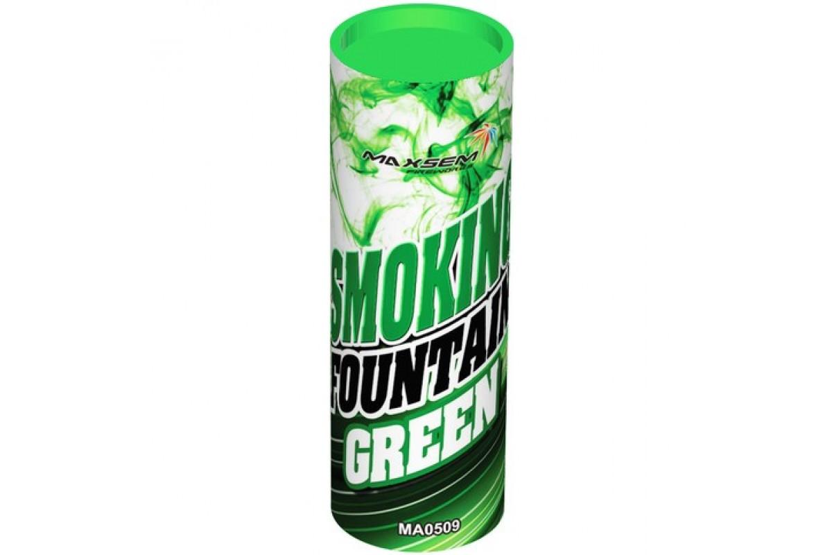 Цветной дым Maxsem зеленый (MA0509)
