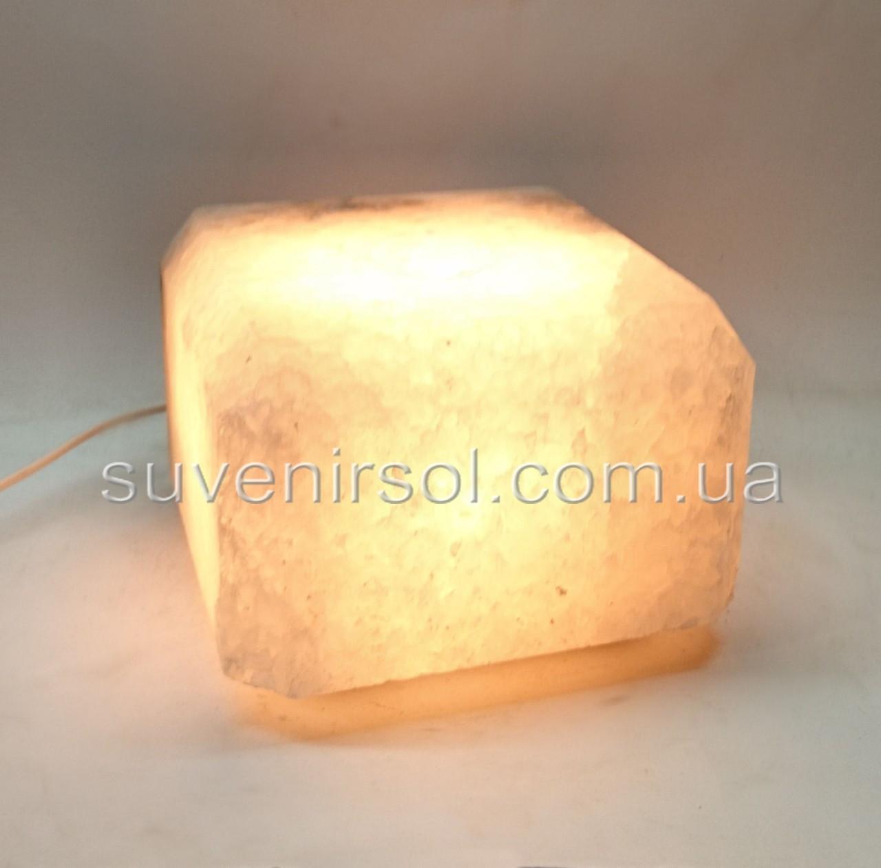 Соляной светильник Квадрат Арома