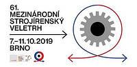 Международная машиностроительная  выставка в г. Брно «MSV 2019»