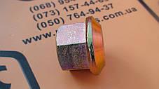 106/40001, 826/11408, ATJ7898 Гайка шпильки колеса на JCB 3CX, 4CX, фото 3