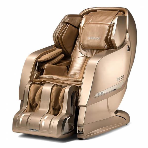 Масажне крісло YAMAGUCHI Axiom Champagne