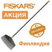 ГРАБЛИ ДЛЯ ЛИСТЬЕВ FISKARS SOLID (M) (135026) Страна производитель Финляндия