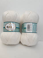 Nako Super Mohair - 110  білий