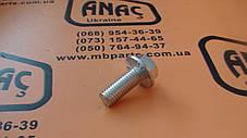 826/01080 Болт крепления конической пары на JCB 3CX, 4CX, фото 2