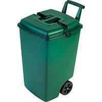 Мусорный контейнер на колесах 90 л 04122