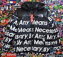 Куртка в стиле Supreme x TNF | Топ 2019 года