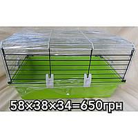 Клетка для кролика или морской свинки Ferplast Cavie60, фото 1
