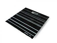 Весы электронные на стеклянной платформе Momert (Полосы)  Модель 5848–1