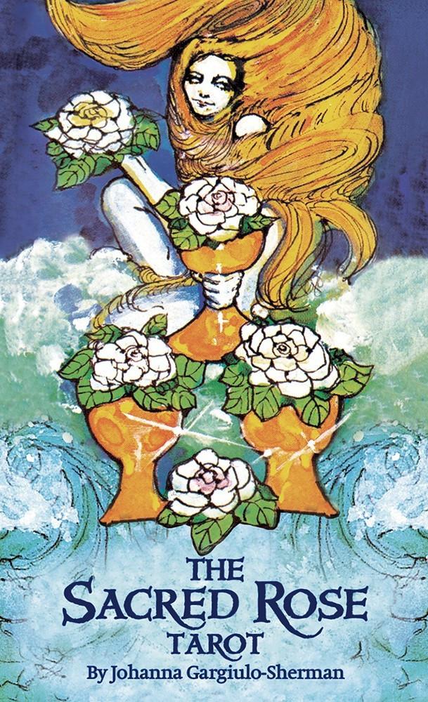The Sacred Rose Tarot/ Таро Священной Розы