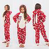 Кигуруми, детская пижама цельная