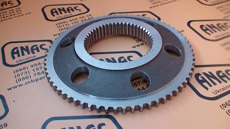 453/04402 Шестерня бортового редуктора на JCB 3CX, 4CX, фото 2