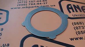 450/20403 Диск металлический дифференциала на JCB 3CX, 4CX, фото 2