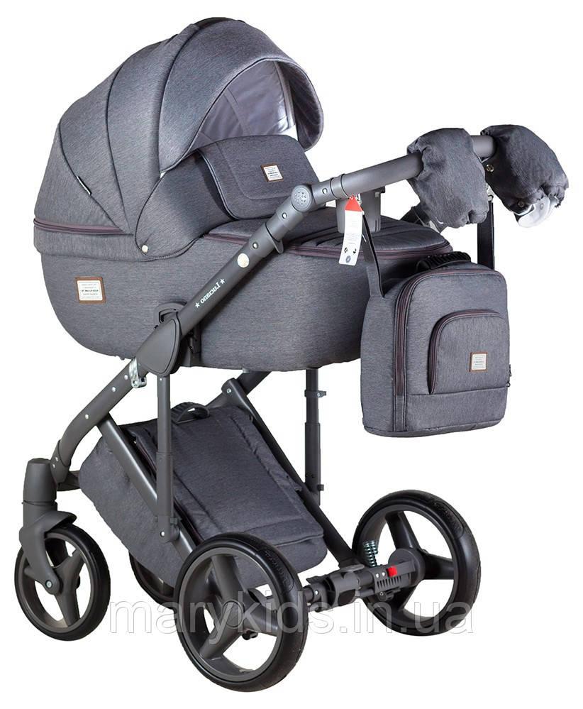 Детская универсальная коляска 2 в 1 Adamex Luciano Q-2