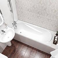 Комплект Gran Via ( унитаз, умывальник, ванна, смеситель для ванны, штанга)