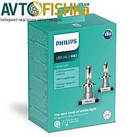 Автомобильные LED лампы  Philips Ultion +160% H4 6200K, фото 1