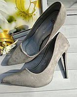 Туфли лодочки женские каблук 37 38 39