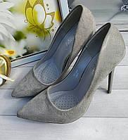 Туфли лодочки женские каблук  39