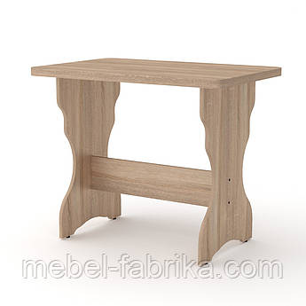 Кухонный стол КС-2 дуб сонома