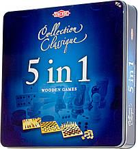 Настольная игра 5 в 1 (5 in 1)