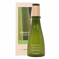 Тонер освежающий с экстрактом новозеландского льна The Saem Urban Eco Harakeke Fresh Toner - 180ml