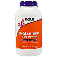 D-Манноза, D-Mannose, Now Foods, порошок 170 гр.