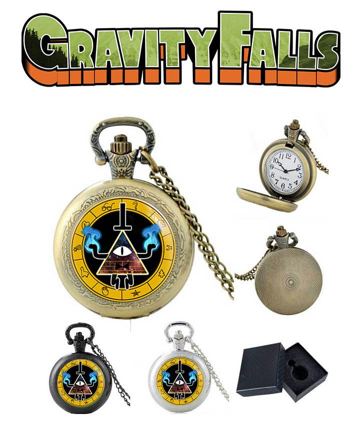 Карманные часы Билл Шифр Гравити Фолз / Gravity Falls