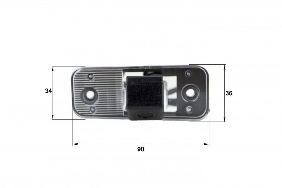 Штатная камера Falcon SC35HCCD