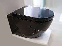 Чаша подвесного унитаза NEWARC Rimless с сиденьем 3823B NEW (3823B)