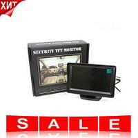 Монитор автомобильный TFT LCD экран 4,3 дюйма