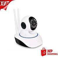 Камера видеонаблюдения IP Q5 (2 антенны (v380)