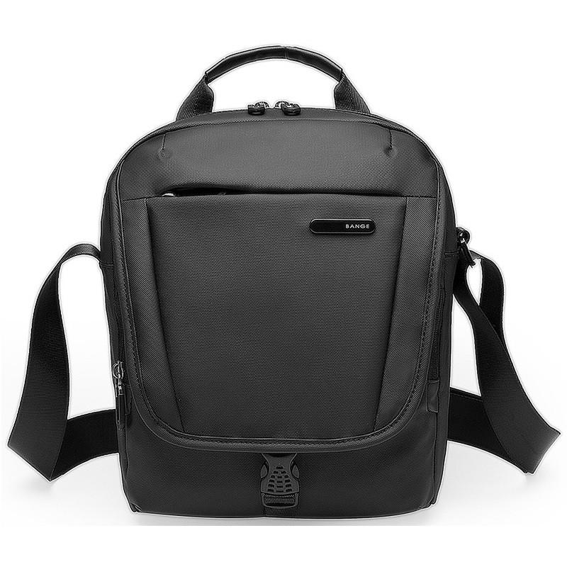 Городской однолямочный рюкзак через плечо Bange BG1915, сумка-барсетка, влагозащищённый, 5л