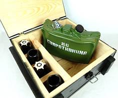 Подарочные наборы в деревянных ящиках
