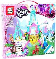 Конструктор Senco SY 1096 My Little Pony Мой маленький пони 359 дет 16-Н