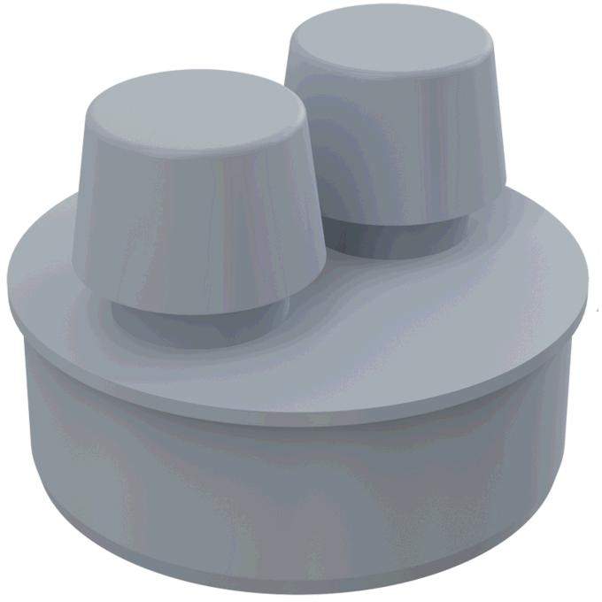 Вентиляційний клапан d110