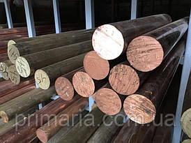 Пруток (круг) бронзовый БрОЦС 5-5-5 Ф160мм