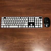 Беспроводный комплект клавиатура и мышка HK3960 для ПК компьютера и ноутбука