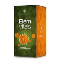 Элемвитал с органическим йодом-Натуральные витамины йода(60 капсул,Сибирское Здоровье)
