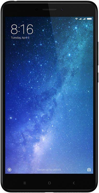 Смартфон Xiaomi Mi Max 2 4/64GB Black Global Rom