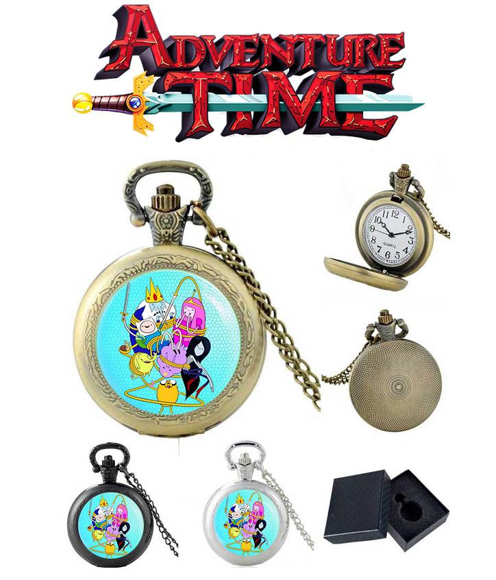 Карманные часы Финн и Джейк Время приключений / Adventure time