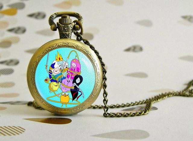 Карманные часы Время приключений / Adventure time