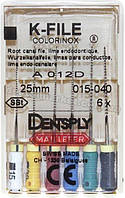Эндодонтический ручной инструмент Dentsply Maillefer K-Files (дрильбор)