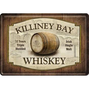 Открытка Nostalgic-Art Killiney Bay Whisky (10118)