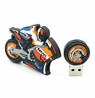 Флешка Мотоцикл 8 Гб, фото 1