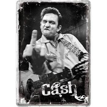Открытка Nostalgic-Art Johnny Cash (10169)