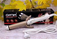 Утюжок, выпрямитель, плойка для укладки волос, гофре 4 в 1, Gemei GM-2962,
