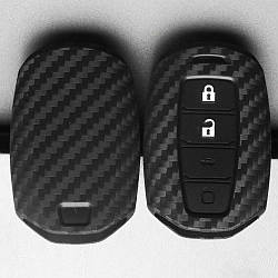 Силиконовый чехол для ключа Hyundai i10,i20,i40,Accent,Elantra,Sonata, Tucson,Santa Fe,VERNA,Genesis,Getz,IX35